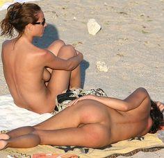 Sexy nudist girls power