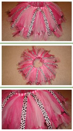 How to Make Little Girl Tutus