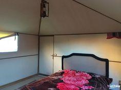 VIP tent at Rahayeb Desert Camp, Wadi Rum, Jordan