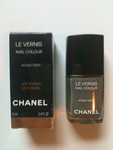 Chanel2 Le Vernis Les Khakis Nail Color Khaki Vert $29.76+$25.00 shiping