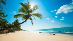 Beautiful beach scenery landscapes for Galaxy S4 1920×1080 i9500 Wallpaper_Samsung