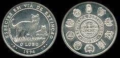 1000 escudos, prata, 1994