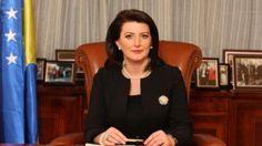 President of Kosovo Atifete Jahjaga Current President, Planet S, The Nines, Muslim Women, Major General, Politics, Law, University, Dress