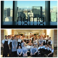 Noma at Mandarin Oriental, Tokyo is coming to an end this weekend and we wanted to take this opportunity to thank Chef René Redzepi and the entire Noma team for such a FANtastic partnership!   We love teaming up with #culinary masterminds, so stay tuned for the next collaboration at one of our MO's worldwide. #MOfoodies