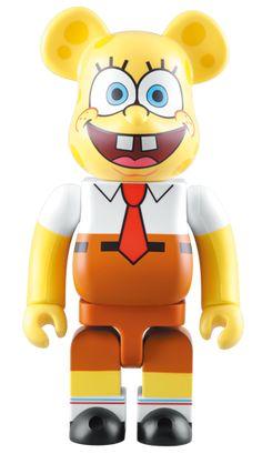 BE@RBRICK SpongeBob 400%