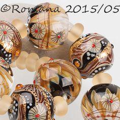 Artisan-Lampwork-Beads-by-Romana-Mysterious-Night