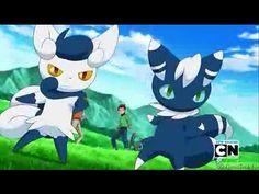 Pokemon X and Y Episode 45 - Splitting Heirs! - English Dub
