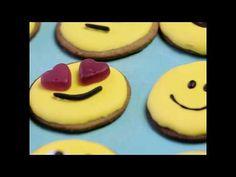 Emoji-piparit - Reseptit - Yhteishyvä