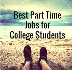 I have decided to bring you some 9 amazing and best part time jobs for college students. From these jobs you can make money easily while being a college student. These are not only easy to get but at the same time ethical enough that you do not have to plead in front of your parents to grant permission to work.