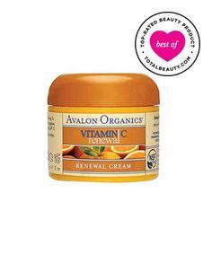 Best Face Moisturizer No. 15: Avalon Organics Vitamin C Renewal Facial Cream, $21.99