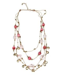 Marga Deco Necklace by JewelMint.com, $75