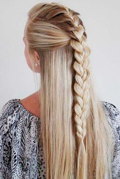 Gorgeous Christmas Half Up Half Down Hairstyles for Long Hair ★ See more: http://lovehairstyles.com/christmas-half-hairstyles-for-long-hair/ #beautyhairstyles
