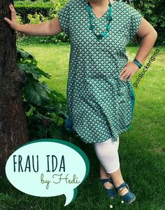 Frau Ida lang