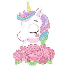 Unicorn Images, Unicorn Pictures, Unicorn Art, Magical Unicorn, Cute Unicorn, Baby Unicorn, Baby Shower Greeting Cards, Unicorn Wallpaper Cute, Unicorn Illustration