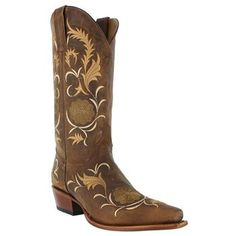 Shyanne® Women's Embroidered San Juan Western Boots