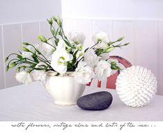 lovely flower display