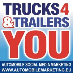 CZECH TRUCKER – a magazine for promoting sales of trucks and commercial vehicles - buses - delivery vans - trailers - municipal and handling equipment – container carriers - construction and. Mobile Marketing, Online Marketing, Social Media Marketing, Freightliner Trucks, Volvo Trucks, Semi Trucks, Mercedes Benz, Heavy Duty Trucks, Online Advertising