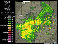 Rain out in west Texas San Angelo Radar | Weather Underground