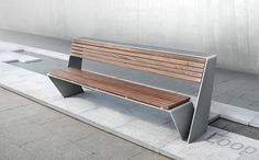 Loop Urban bench