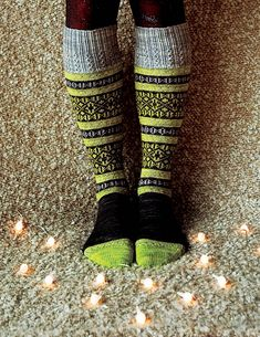 Talia by Rachel Coopey for Pom Pom Quarterly Knitting Yarn, Hand Knitting, My Socks, Knee Socks, How To Start Knitting, Ravelry, Knit Crochet, The Incredibles, Crafty