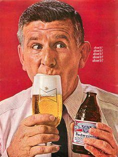 vintage beer ads - http://www.tocadacotia.com/culinaria/bebidas/passo-a-passo-da-producao-da-cerveja