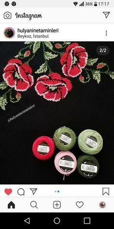 Dmc Embroidery Floss, Cross Stitch Borders, Craft, Punto De Cruz, Dots