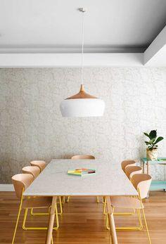Papel de parede focado em um ambiente mais clean