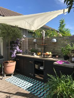 Outdoor Pergola, Outdoor Rooms, Outdoor Gardens, Outdoor Living, Outdoor Decor, Backyard Playground, Backyard Retreat, Modern Outdoor Kitchen, Garden Deco