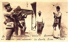 To destroy the Church's influence over the Mexican people, anti-clerical statutes of the Constitution were instituted beginning a 10-year persecution of Catholics which resulted in the death of thousands.
