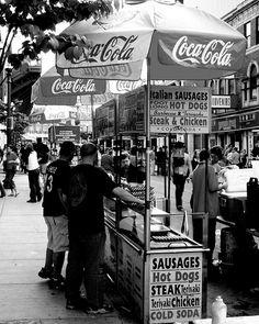 Food Vendors at Fenway by drummerchris, via Flickr