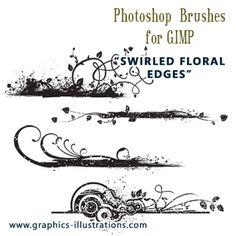 changing photoshop brushes into gimp brushes