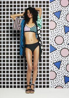 Gorman Online :: Camille Walala for Gorman