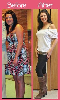 Shanon C. after only a few months on Plexus Slim and ProBio5. She looks FAB!