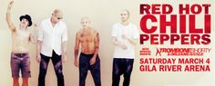 {AZ} win tickets to see the red hot chili peppers ends 02/27/17... sweepstakes IFTTT reddit giveaways freebies contests