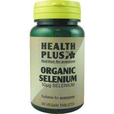 Health Plus - Organic Selenium 50ug 90VTabs