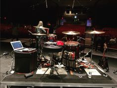 The main responsibility of a worship drummer, outside of leading people in worship well, is giving form to music. The drummer plays a large role in determining the energy level coming off the stage. Our parts can make the music too loud, soft, out of control, lacking or just right.