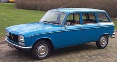 1975 Peugeot 204 Sedan and Station Wagon Peugeot 304, Psa Peugeot Citroen, Ford Gt, Audi Tt, Volvo, Peugeot France, Car Station, Volkswagen, Shooting Brake