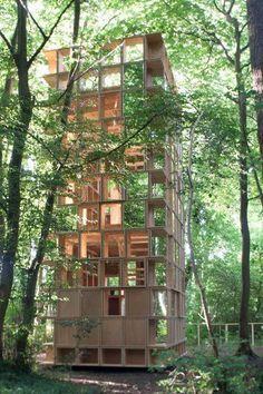 Galería de L'observatoire / CLP Architects - 3 #pavilionarchitecture