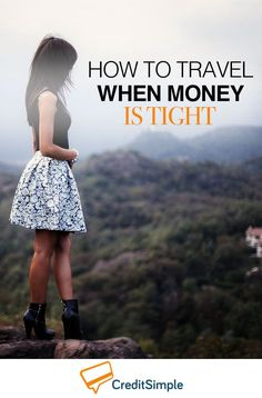 I love to travel but sometimes I don't have the room in budget for it. These money saving tips will surely help. Thanks!