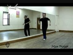 Watch Max Pollak perform the Rumba Tap, a melding of Afro-Cuban music and dance, American Jazz, body percussion, and tap dance!