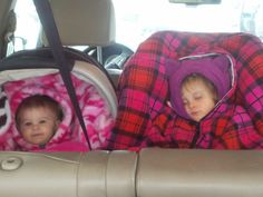 I've been putting off this project for a while, but with the Canadian weather being what it is, it was time to make my girls some ponchos f...