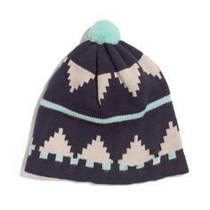 1717 Olive™ Graphic Fair Isle Hat - AllProducts - Sale - Madewell