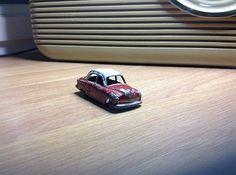 Vintage Lesney Die Cast Toy Car - http://www.matchbox-lesney.com/50218