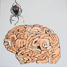 creepy brains