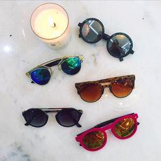 Óculos óculos e maaaais óculos! Vários modelos entraram em promoção na   niinasecretsstore corre lá 2e6cf738e8