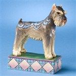 Maggie-Miniature Schnauzer Figurine from  - Jim Shore Store