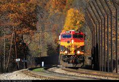 RailPictures.Net Photo: KCS 4836 Kansas City Southern Railway GE ES44AC at Switchback, West Virginia by Michael Biehn