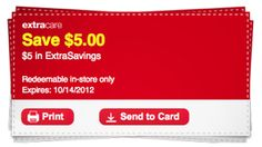 CVS: Possible $5.00 Coupon