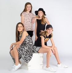 Tween gift ideas - Girl With Swag clothing