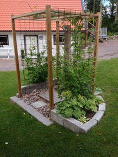 id: 2084040506 # Scheunenschuppen Landschaftsbau . - ID: 2084040506 Schuppen Landschaftsbau - Garden Arbor, Garden Trellis, Garden Planters, Garden Dividers, Cute Garden Ideas, Vegetable Garden Design, Diy Garden Projects, Front Yard Landscaping, Landscaping Ideas